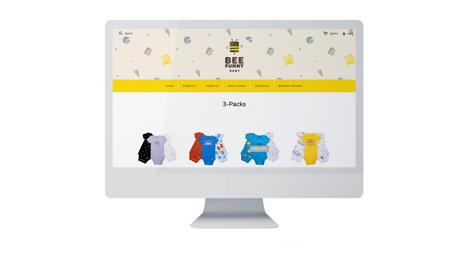 BeeFunny_Website_2
